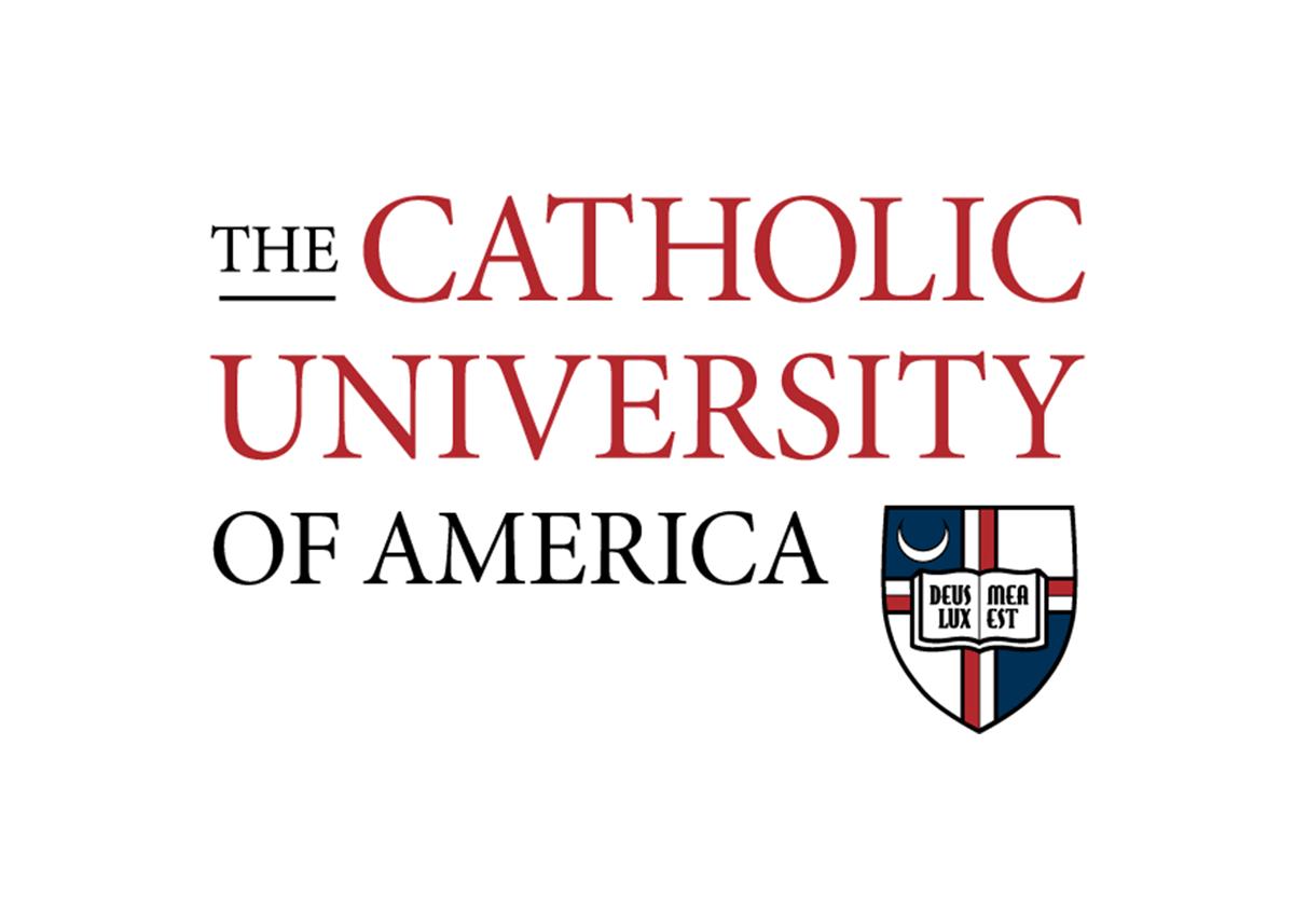 Логотип католического университета