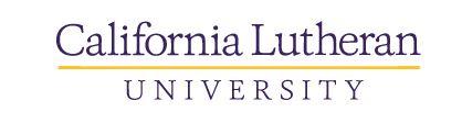 Logotipo de la Universidad Luterana de California