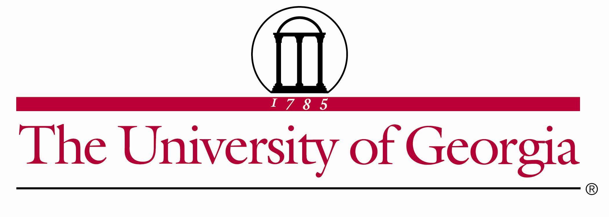 Логотип Университета Джорджии