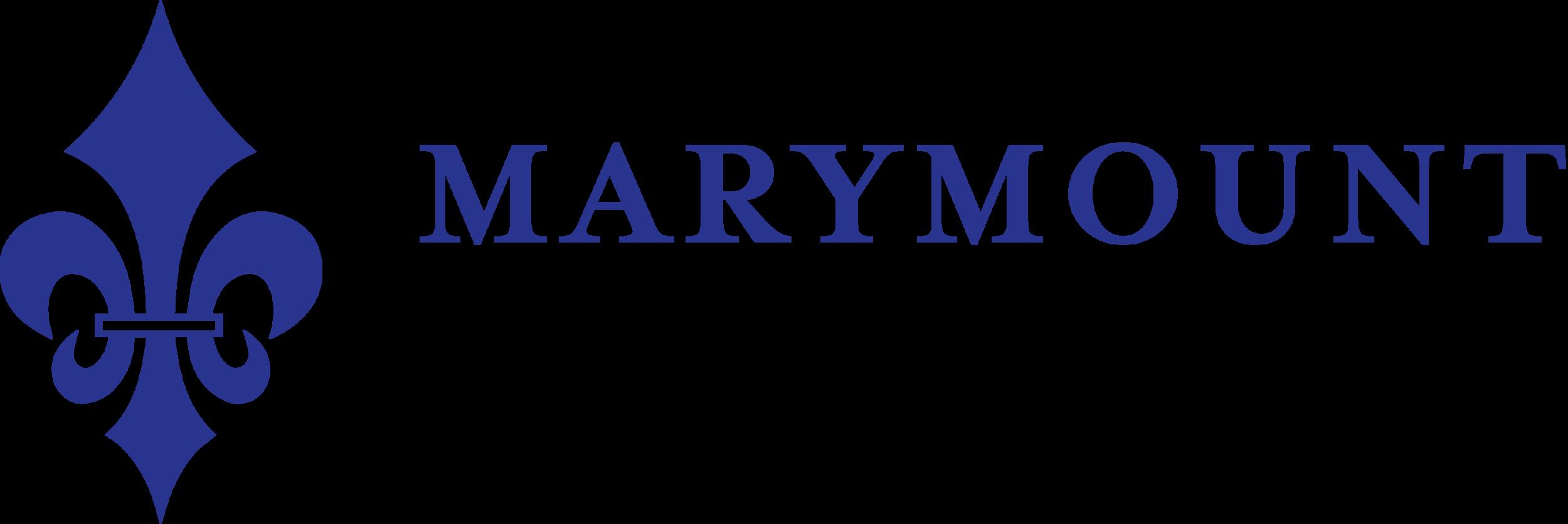 玛丽蒙特大学 商标