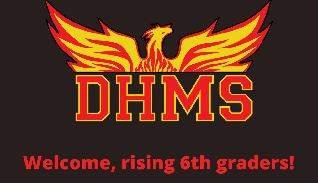 welcome rising 6th graders