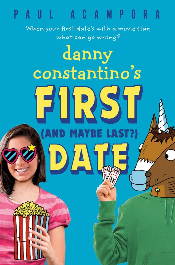 Danny Constantino's First