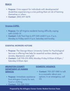Mental Health Resources, 2