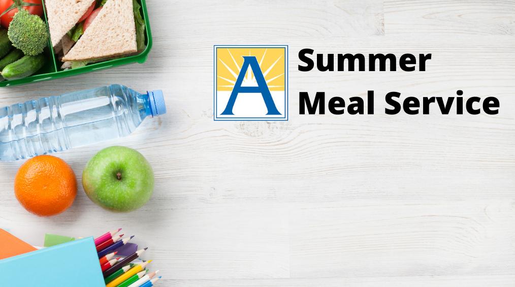 Dịch vụ bữa ăn mùa hè