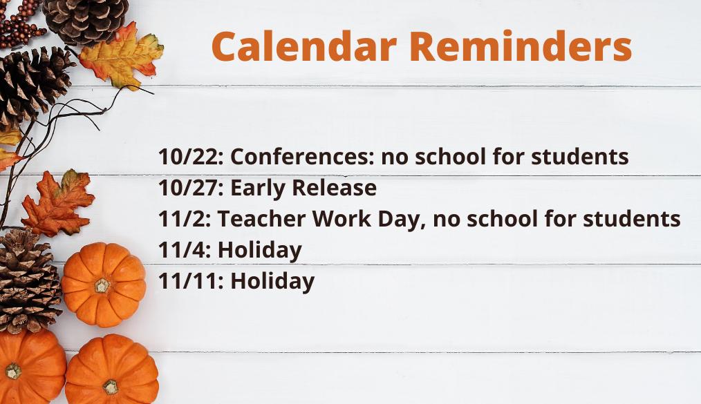 زوال کیلنڈر کی یاد دہانی۔