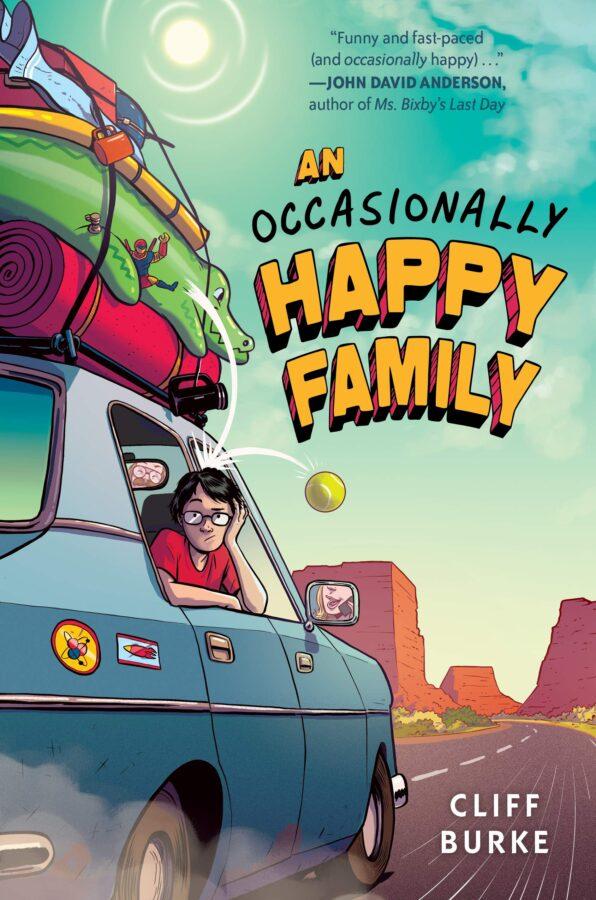 an occaionally happy family