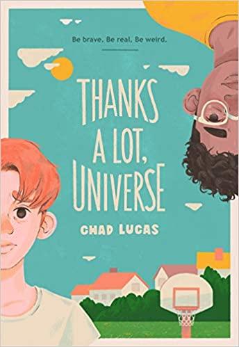 Thanks a lot universe